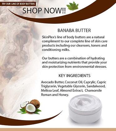 Banaba Butter