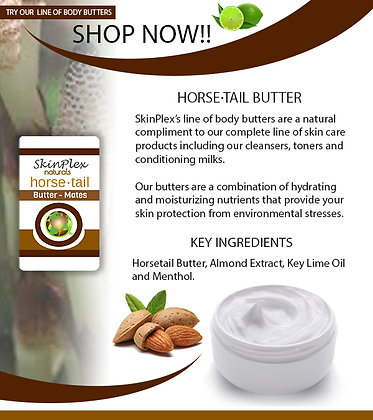 Horse Tail Butter