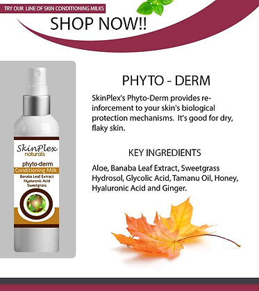 Phyto-Derm Conditioning Milk
