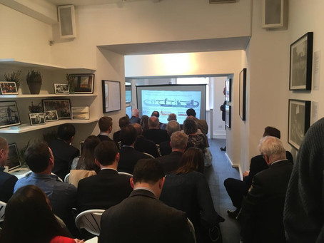 Sabartech acudió y realizó un speech en el Capital Merket Event organizado por Oncinmune en Londres