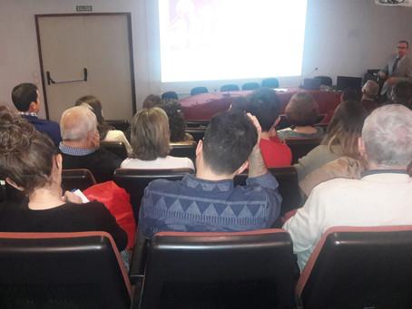 Reunión Sociedad Asturiana de Patología Resp (ASTURPAR)