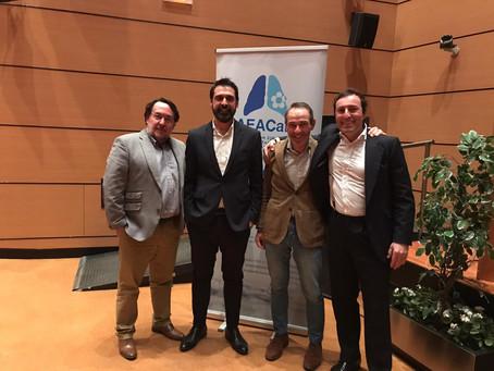 SABARTECH y AEACaP firman un convenio para mejorar la calidad de vida en las personas con cáncer de