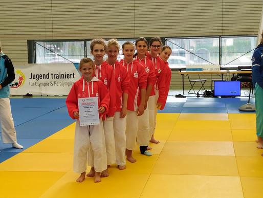 Gymnasium Rutesheim wird 5. beim Bundesfinale Jugend trainiert für Olympia