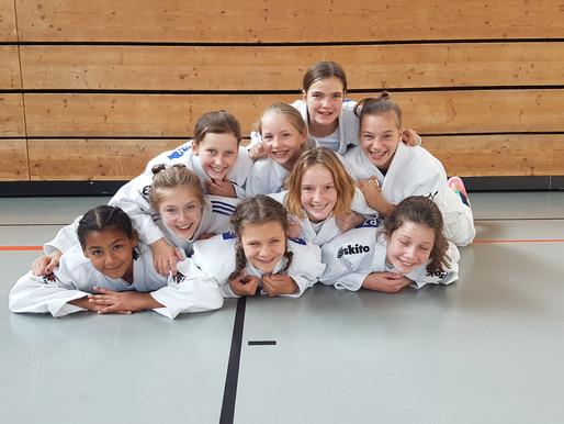 Mädchen werden Württembergischer Mannschaftsmeister U14