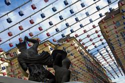 Torino piazza palazzo di città