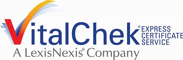 VitalCheck Certificate Service
