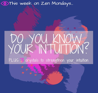 DO YOU KNOW YOUR INTUITION?