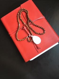 Meditation Malas & my journal
