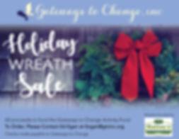 gateways to change holiay wreath sale 2019