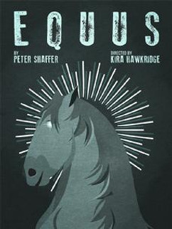 Equus. June 2nd - 11th Fridays and Saturdays at 8pm  Sundays at 3pm, Characters cafe, theatre 82, crnaston, providence, warwick ri, theater, events