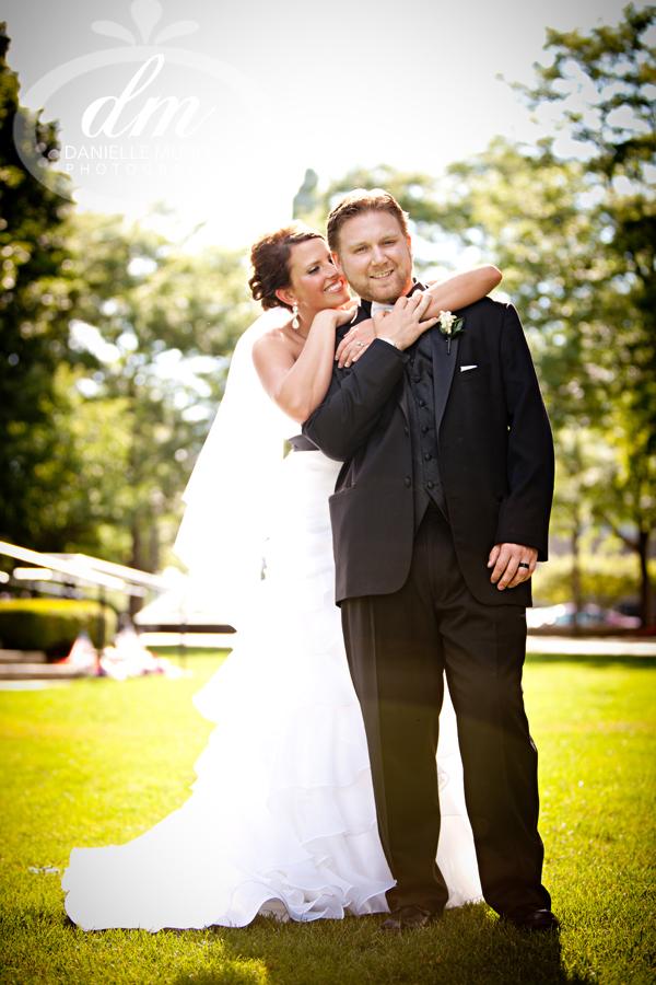 Downtown Royal Oak Wedding Photos