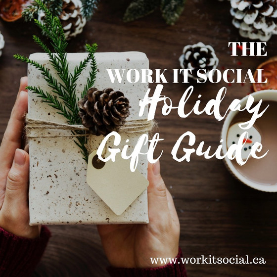 Work It Social Holiday Gift Guide