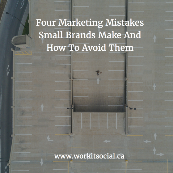 What are the Major Marketing Mistakes Brands Make?