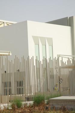 Qatar Academy Fire Glazing
