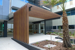 Aluminium Timber Pergola