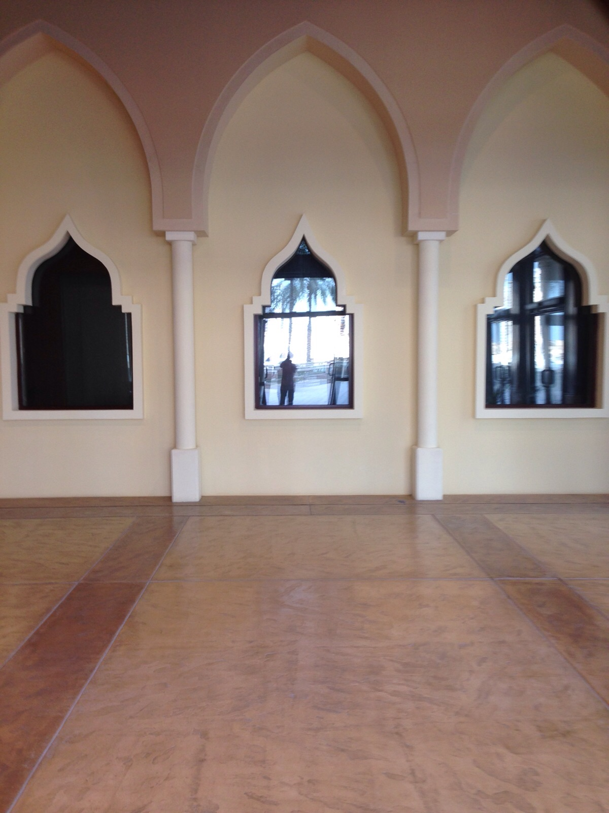 Parabolic windows
