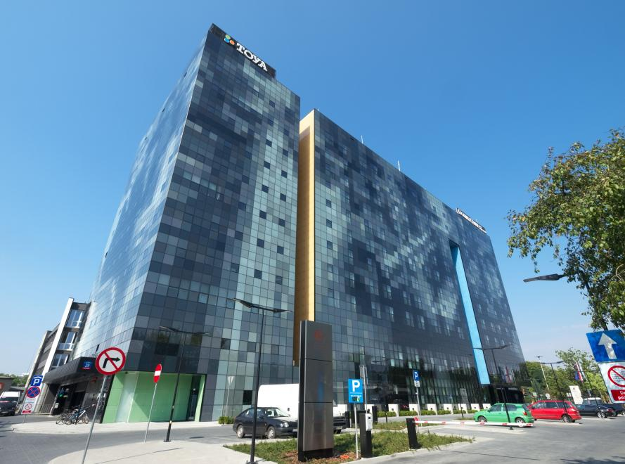 Double Tree, Hilton, Lodz.jpg