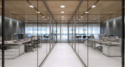 Fire Resistant Glass Partitions