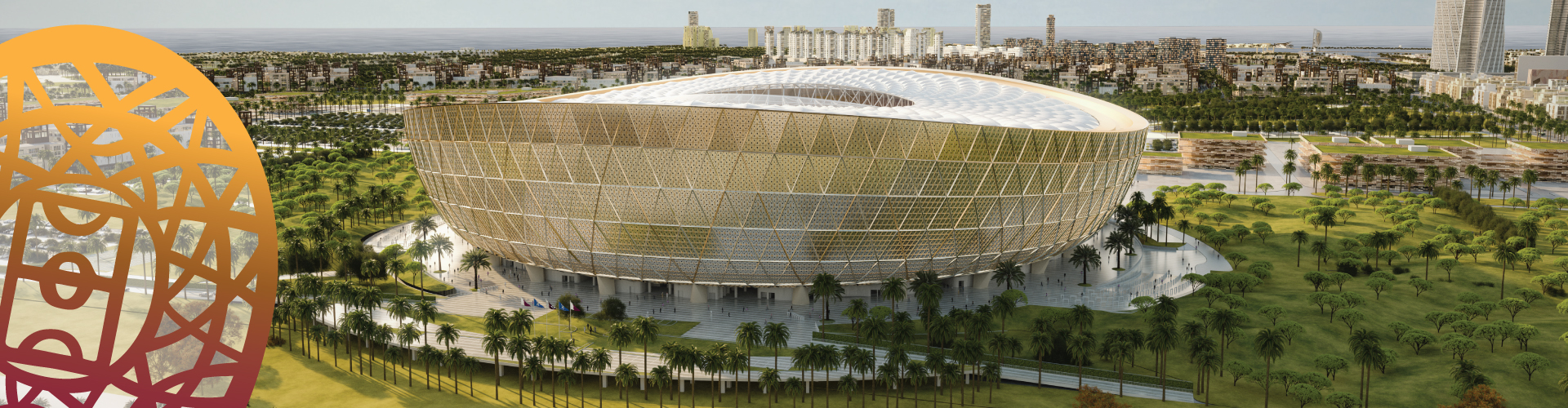 FIFA World Cup Stadium - On-Going