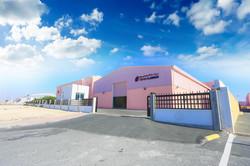 6,000m2 Facility in Doha, Qatar