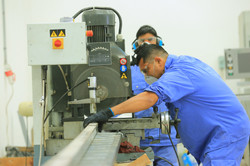 Cutting Steel Sections