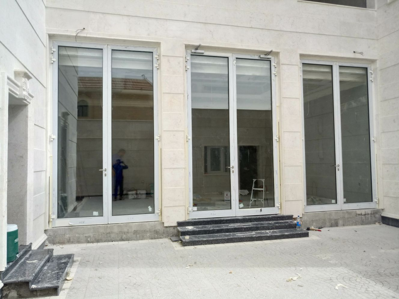 3700mm High Doors