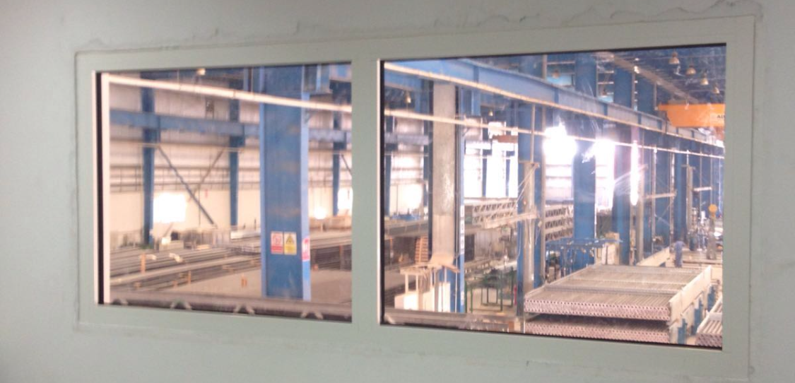 90EI fire resistant window