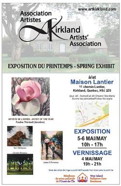 KAA Art Exhibit May 2018