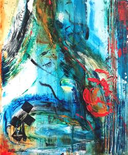 Fantasy in Blue II