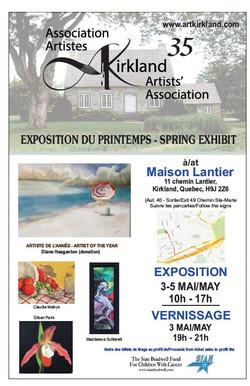 KAA Art Exhibit May 2019