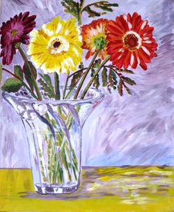 Flowers from Irina