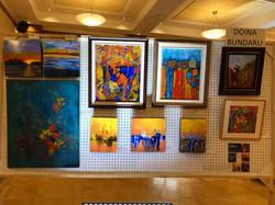 West Island Art Show Nov. 201952