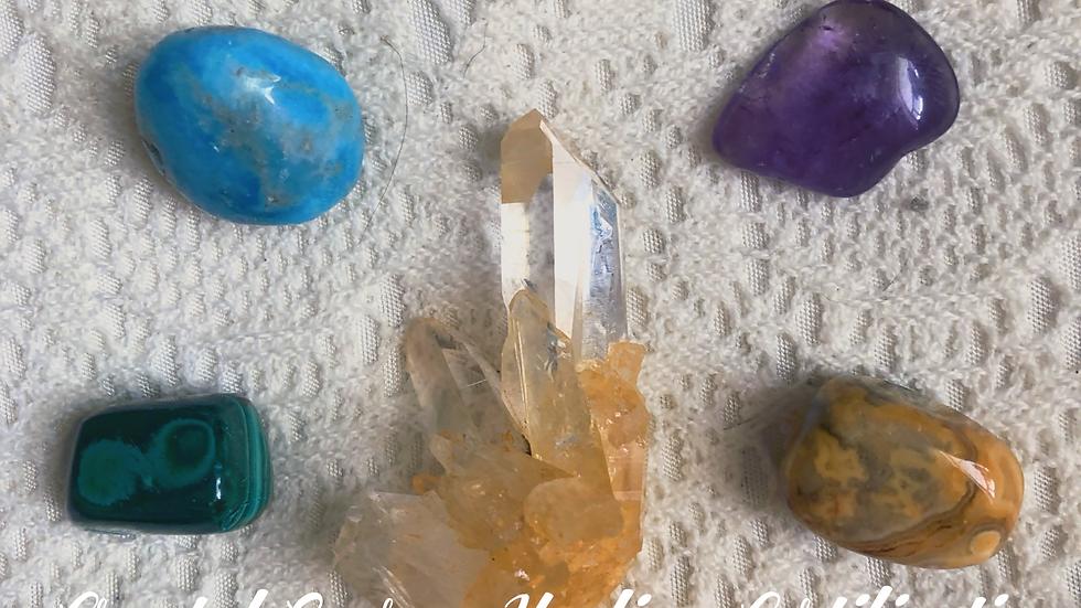Crystal Energy Healing Certification