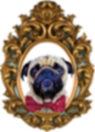 Pug Vodka Logo
