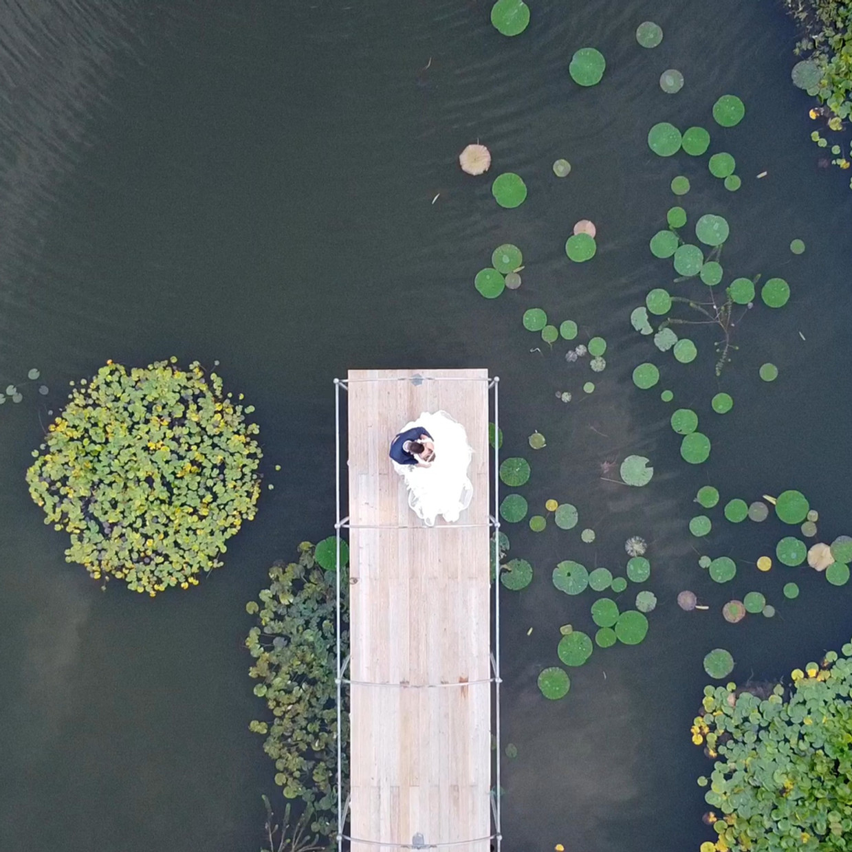 Il bacio sul lago