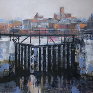 Dock gates, Liverpool