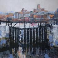 Dock gates, Liverpool