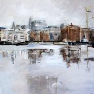 Towards Albert Dock