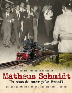 MATHEUS SCHMIDT. UN CASO DE AMOR POR EL BRASIL