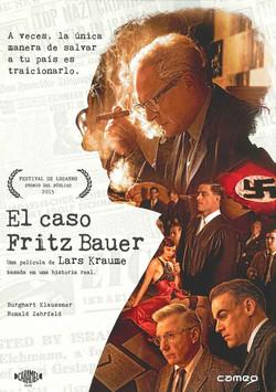 Afiche El caso Fritz Bauer