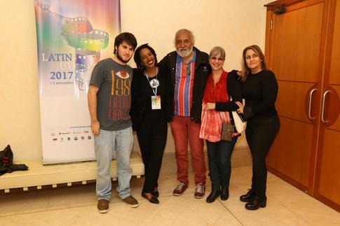 Periodista Nicolas Valdez junto a la  Delegacion Brasil El CAso del Hombre Equivocado.jpeg