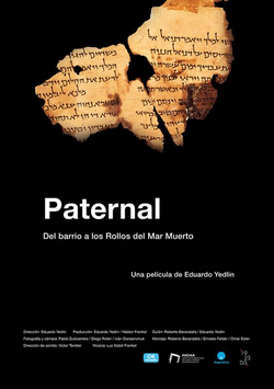 Afiche Paternal Tierra de Dios