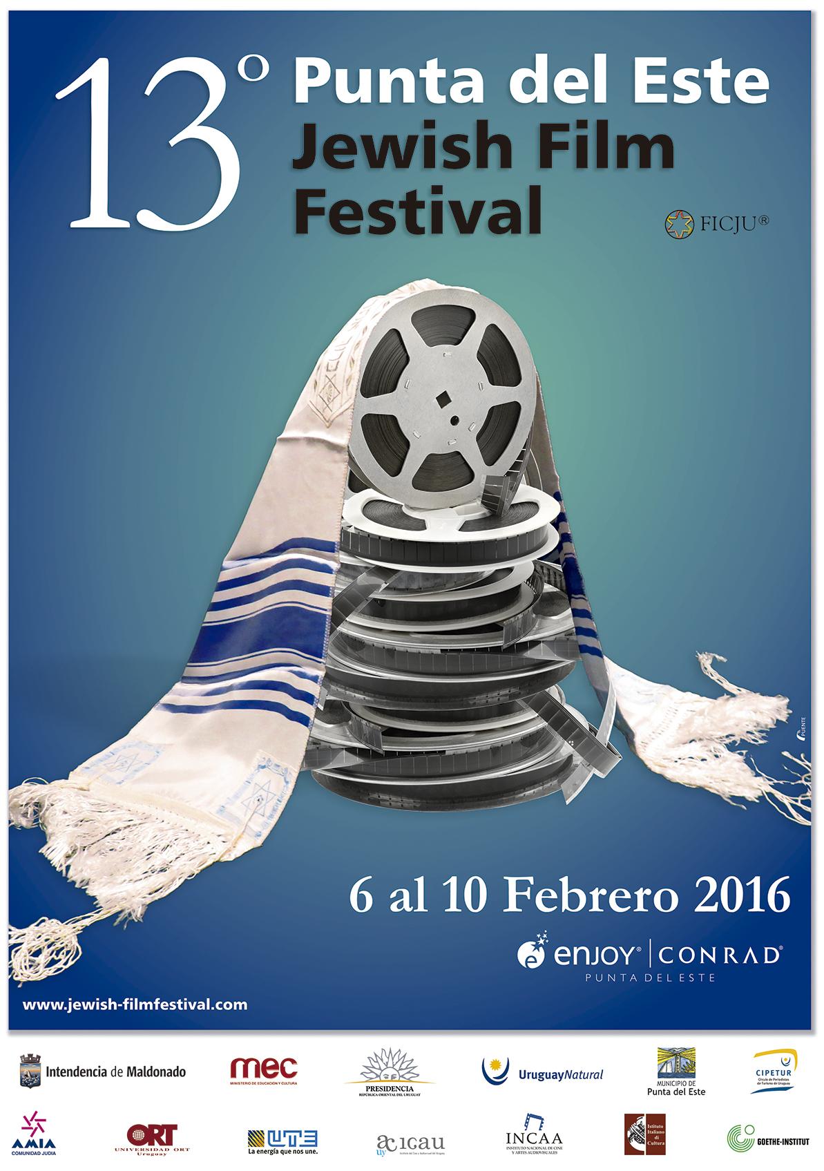 Afiche 13 Jewish 2016_logos