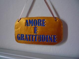L'importanza della Gratitudine