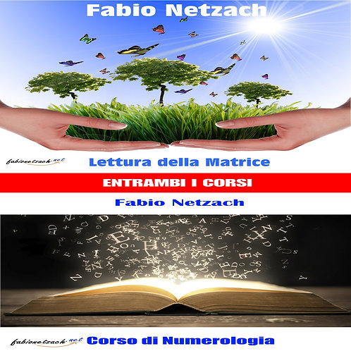 "Bundle ""Lettura Matrice"" + ""Numerologia"""