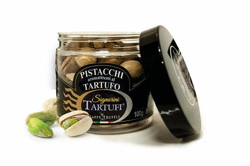 Pistaches aromatisées à la truffe 100g
