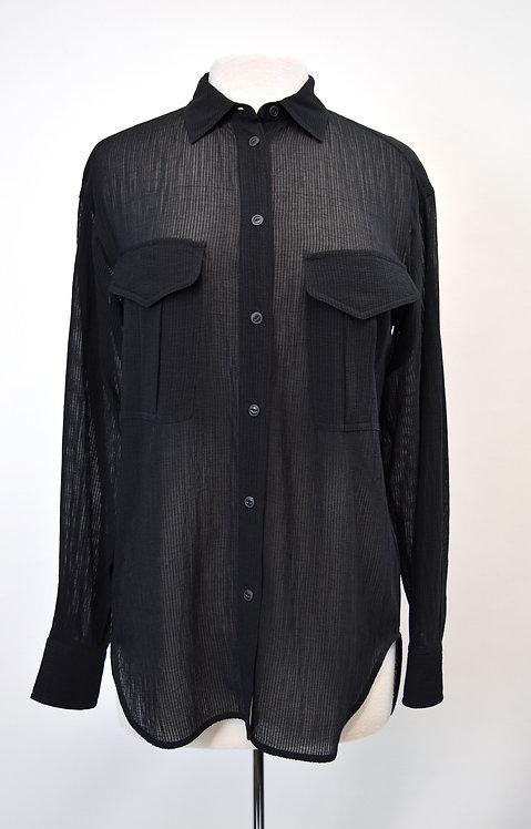 Rag & Bone Black Blouse Size XS