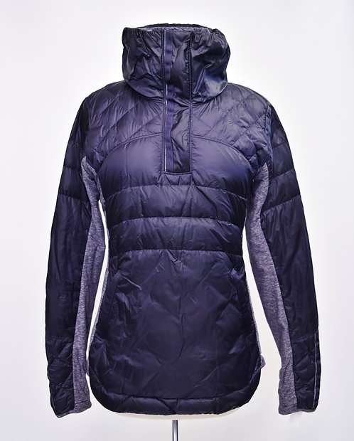 Lululemon Purple Quilted Pull-Over Size 10