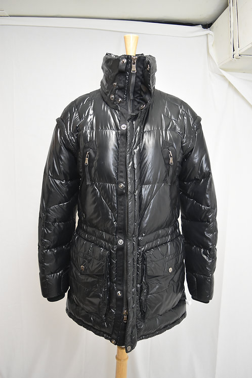 RLX Ralph Lauren Black Puffer Coat Size Small