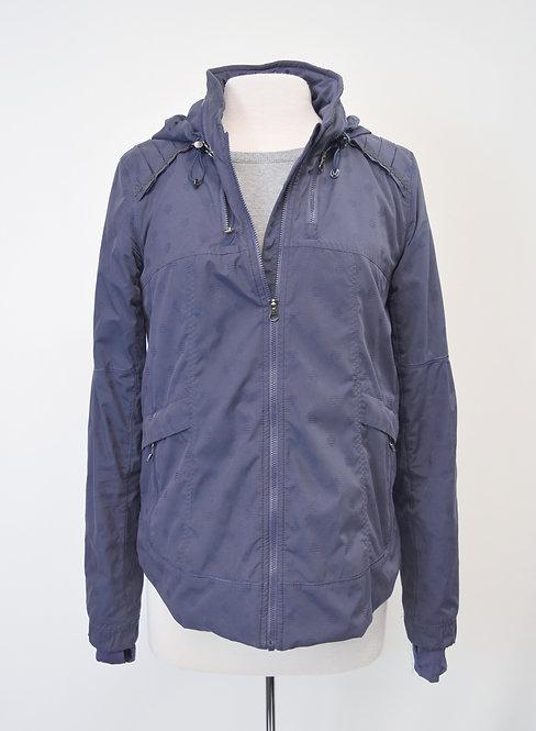Lululemon Navy Zip-Up Jacket Size Medium (8)